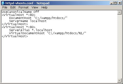 Configure Mac OS X